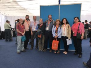 Argentinos en la Conamet-Sam 2017