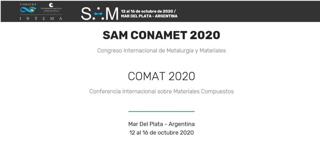 logo SAm 2020